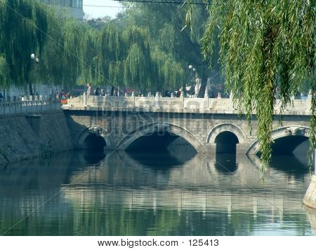 Chinese Age-old Bridge