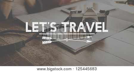 Traveling Travel Adventure Tourism Destination Concept