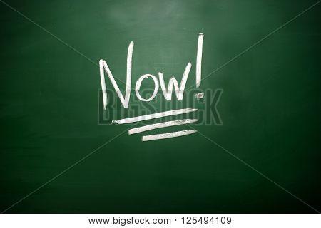 The Word Now! On Blackboard
