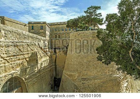 Valletta Palaces