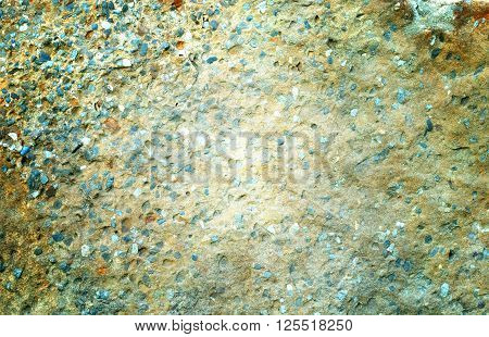 Stone sand rock texture or background pattern
