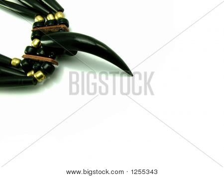 Claw And Necklace