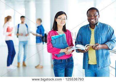 Intercultural students