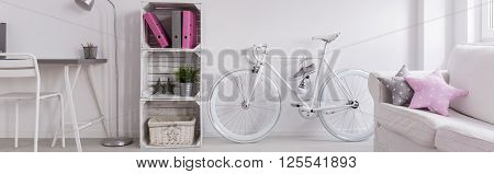 Keeping Bicycle In The Room? Why Not?