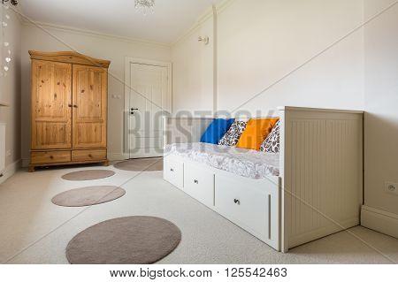 Elegant Stylish Guest Room