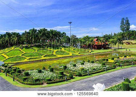 Ho Kham Luang - Royal Flora Ratchaphruek