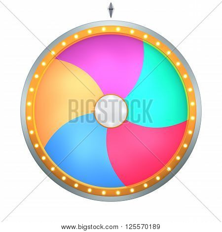 Lucky Spin Twirl Color