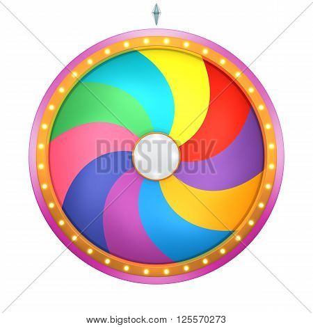 Lucky Spin Twirl 10 Area Color