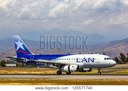 Lan Airlines Airbus A319