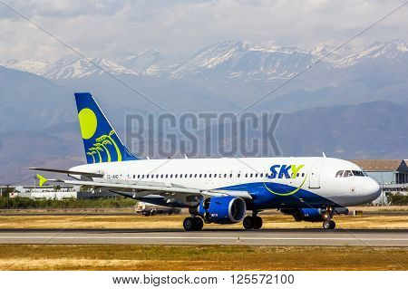 Sky Airline Airbus A319