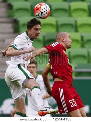 Ferencvaros - Dvsc Hungarian Cup Semi-final Football Match