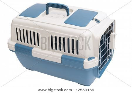 Pet carrier for traveling with a pet