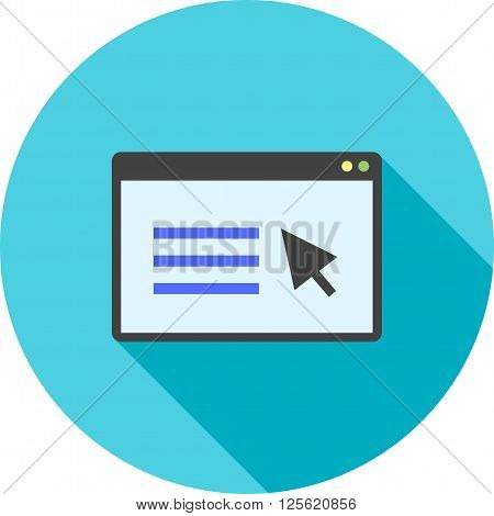 Link, internet, www icon vector image.Can also be used for marketing. Suitable for mobile apps, web apps and print media.