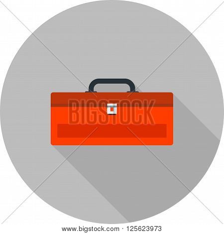 Box, package, stationery icon vector image.Can also be used for stationery. Suitable for mobile apps, web apps and print media.
