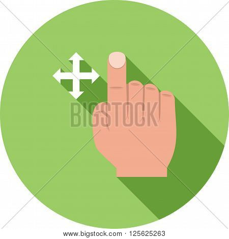 File, sharing, copying icon vector image.Can also be used for user touch gestures. Suitable for mobile apps, web apps and print media.