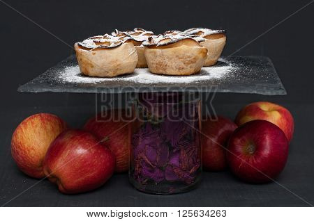 Apple Puff Rolls