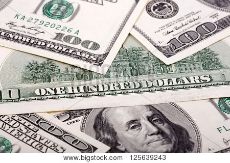 American one hundred dollars, a business background