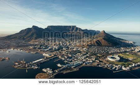 City Of Cape Town South