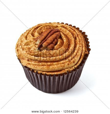 Pecan Cup Cake