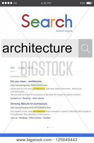 Architecture Building Design Style Concept