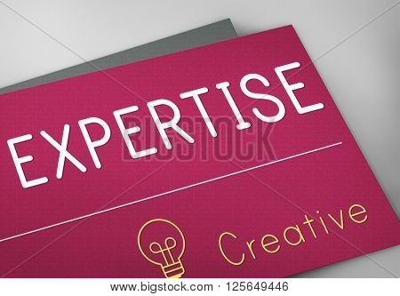 Expertise Knowledge Perfection Ability Skilled Concept