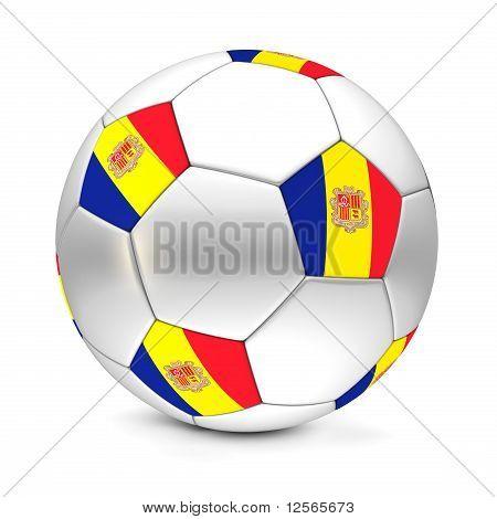 Soccer Ball/football Andorra