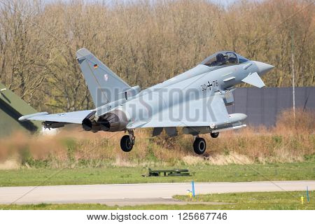 Ef2000 Eurofighter Luftwaffe