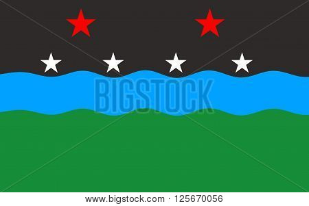Flag of Guangxi officially the Guangxi Zhuang Autonomous Region is a Chinese autonomous region in South Central China bordering Vietnam