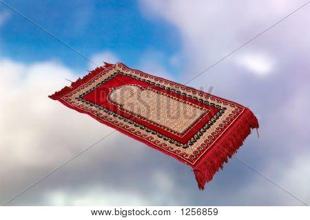 Magic Carpet In The Clouds