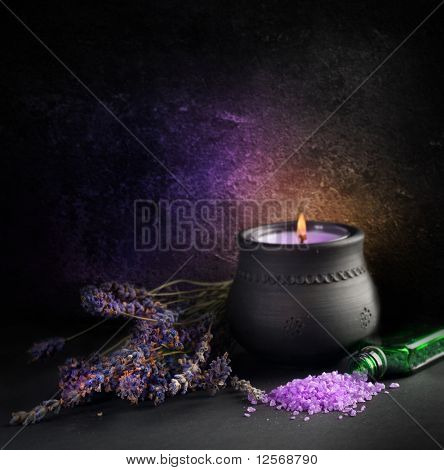 Lavender.Aromatherapy