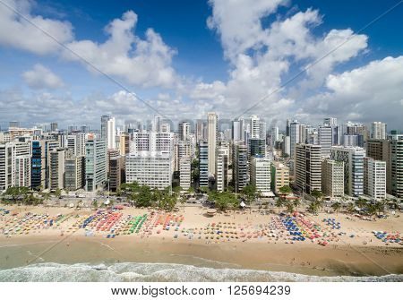 Boa Viagem Beach, Recife, Pernambuco, Brazil