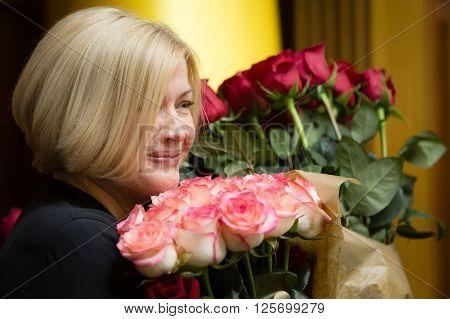 First Deputy Chairman Of Verkhovna Rada Of Ukraine Irina Gerashchenko
