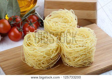 Raw Vermicelli