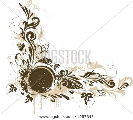 Grunge Decorative Banner
