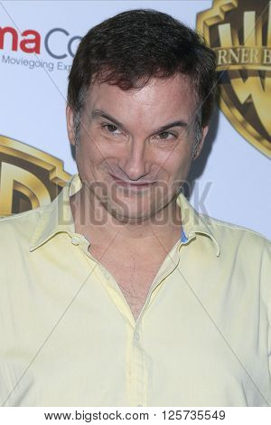LAS VEGAS - APR 12: Shane Black at the Warner Bros. Pictures Presentation during CinemaCon at Caesars Palace on April 12, 2016 in Las Vegas, Nevada