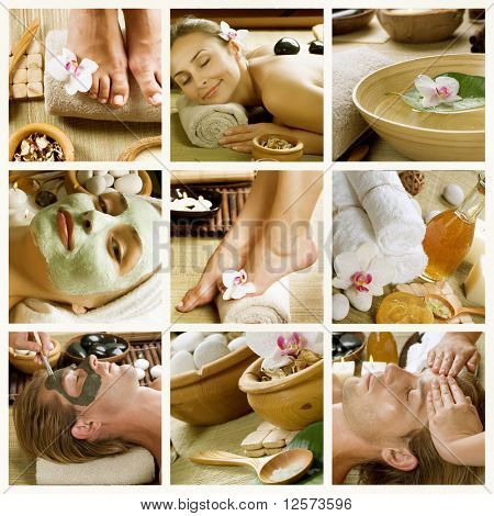 Spa Procedures. Dag-spa