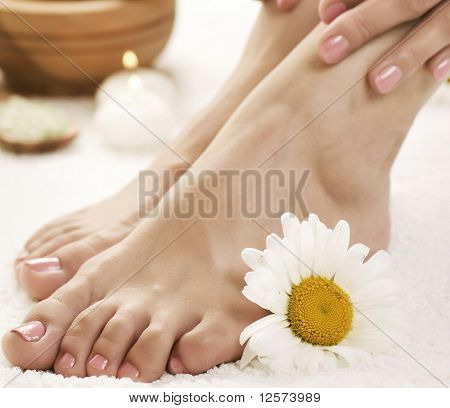 Feet Spa.Pedicure