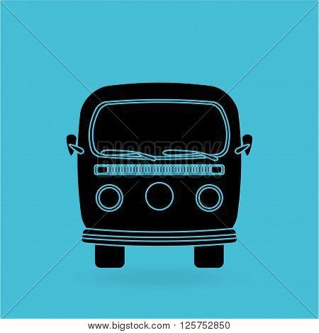 car retro design, vector illustration eps10 graphic