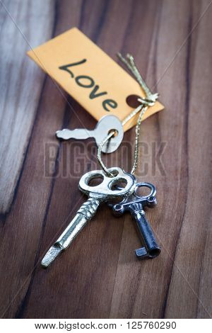 Secret Keys For Love In Life
