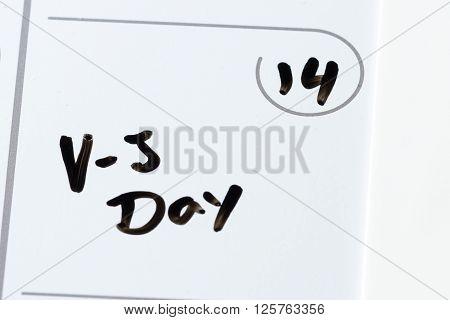 V-j Day, August 14Th
