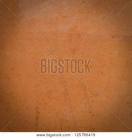 Empty Notice Board Texture Background With Blank Message Space