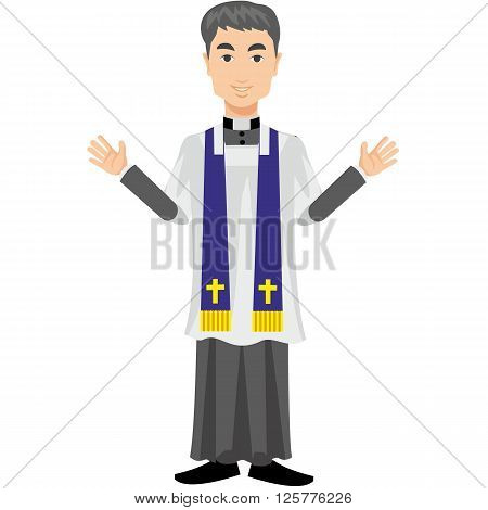 Catholic Priest-3.eps
