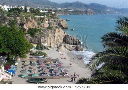 Beach On The Costa Del Sol 2