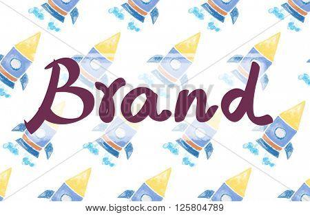 Brand Branding Marketing Copyright Trademark Concept