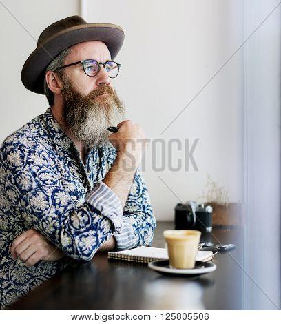 Coffee Break Recreation Relaxation Concept