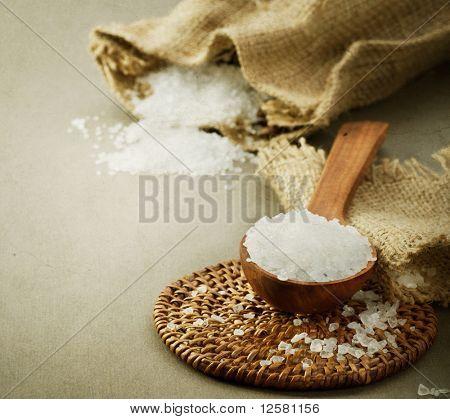 Salt.Natural Sea Salt