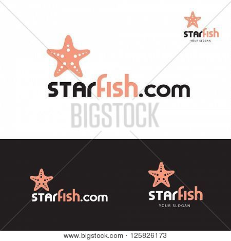 VECTOR YOUTHFUL LOGO DESIGN IDEAL FOR A SUMMER OR TRAVEL RELATED ON-LINE STORE AND APPLICATION