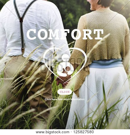 Comfort Convenience Love Family Relaxation Concept