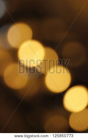 City at night, street lights, puzzle, Senica