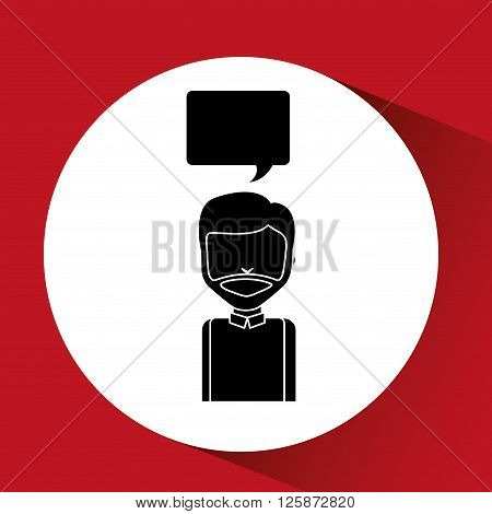 personal opinion design, vector illustration eps10 graphic